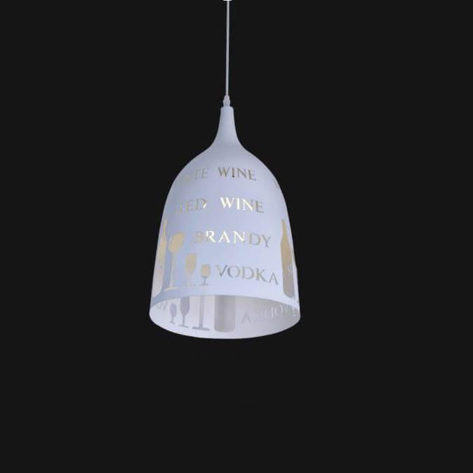 Đèn thả chao bàn ăn, phòng bếp CT280820H