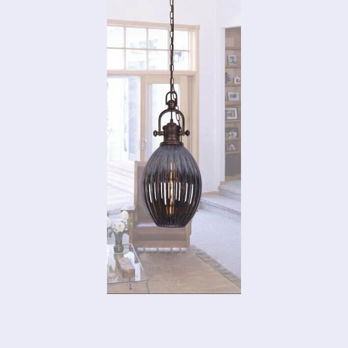 đèn thả quán cafe cổ điển DCD01