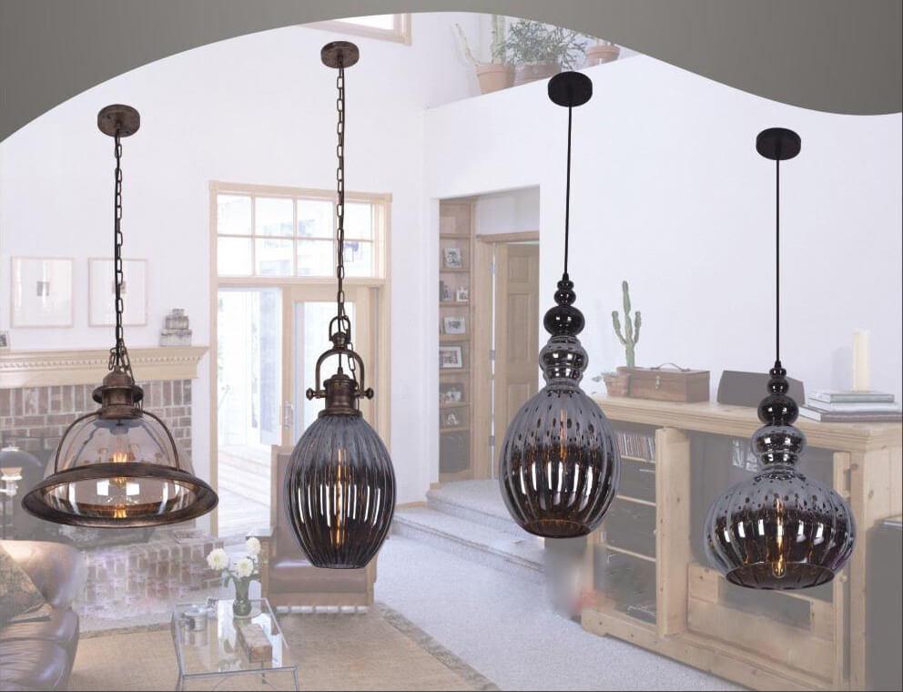 đèn trang trí cổ điển DCD11, DCD01, DCD15, DCD14