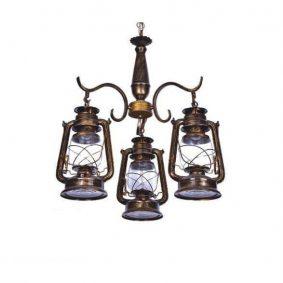 đèn treo thả trang trí cổ điển DCD6816