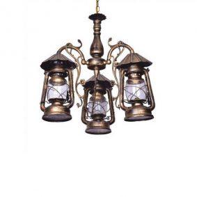 đèn treo trần cổ điển DCD6861
