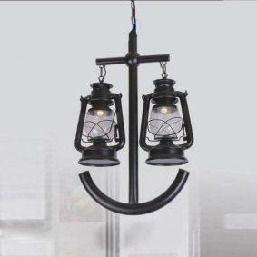 đèn thả trang trí cổ điển DCD8925