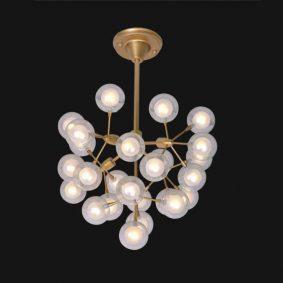 đèn thả trần nhà trang trí DTR003