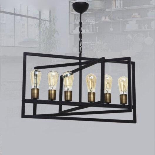 đèn thả treo cao cấp DTRT0010