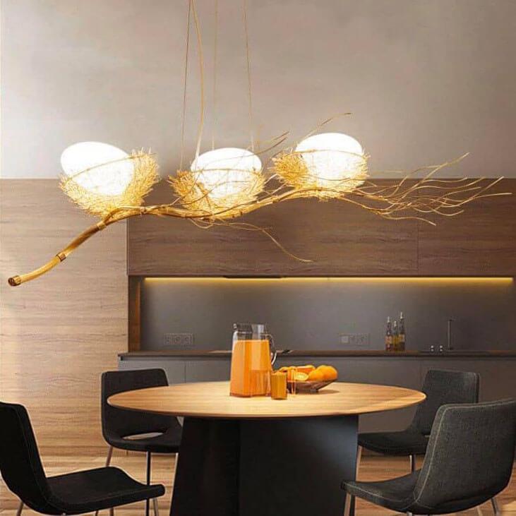 đèn thả bàn ăn DTCH3