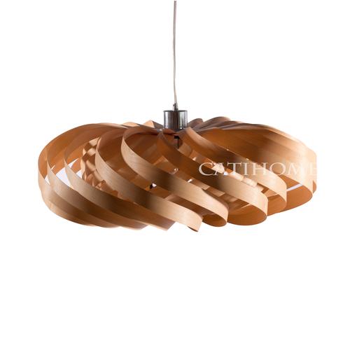 đèn thả gỗ dg17