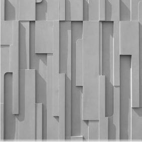 tấm ốp tường 3D xi măng SPN005