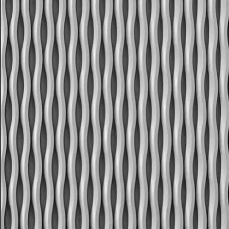tấm ốp tường 3D xi măng SPN010