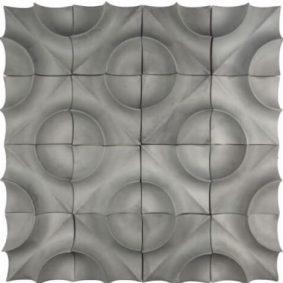 tấm ốp tường 3D xi măng SPN011