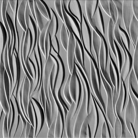 tấm ốp tường 3D xi măng SPN013