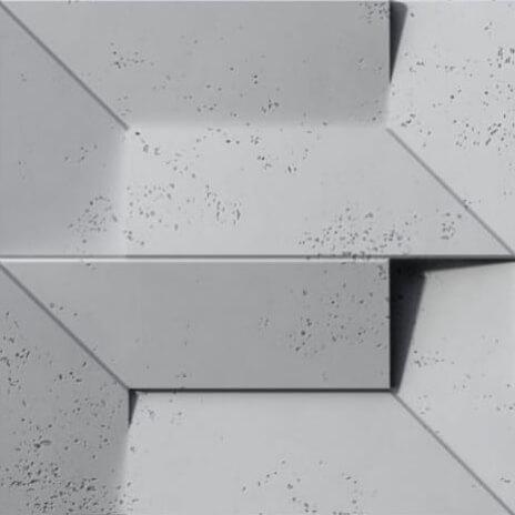 tấm ốp tường 3D xi măng SPN019