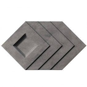 Tấm ốp tường 3D xi măng SPN025