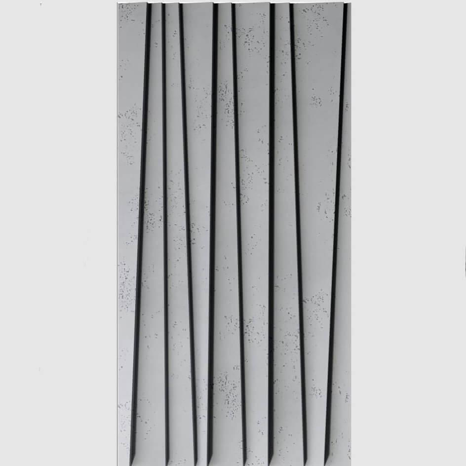 Tấm ốp tường 3D xi măng SPN042