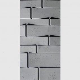 Tấm ốp tường 3D xi măng SPN045