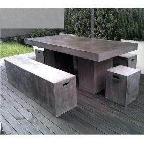 bộ Bàn ghế xi măng beton K0001