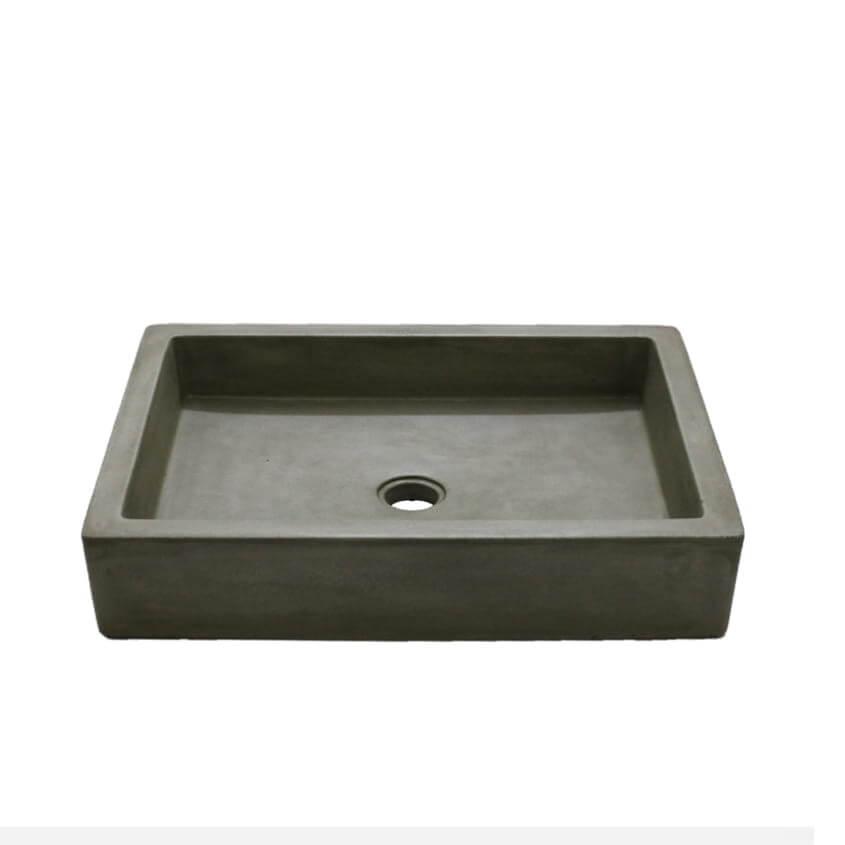 Lavabo beton xi măng LB005