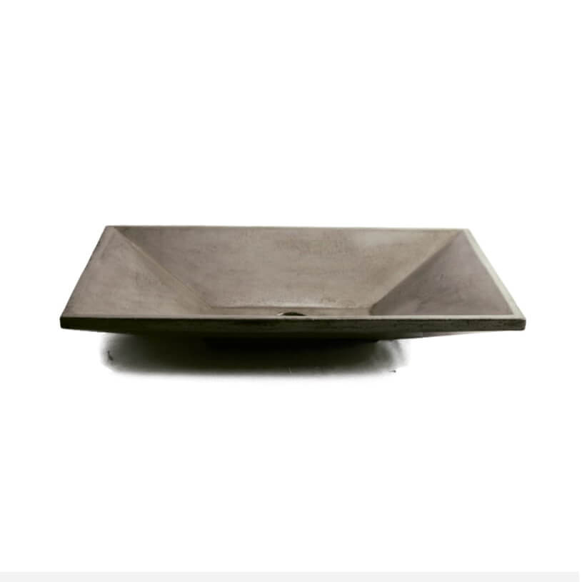 Lavabo beton xi măng LB006