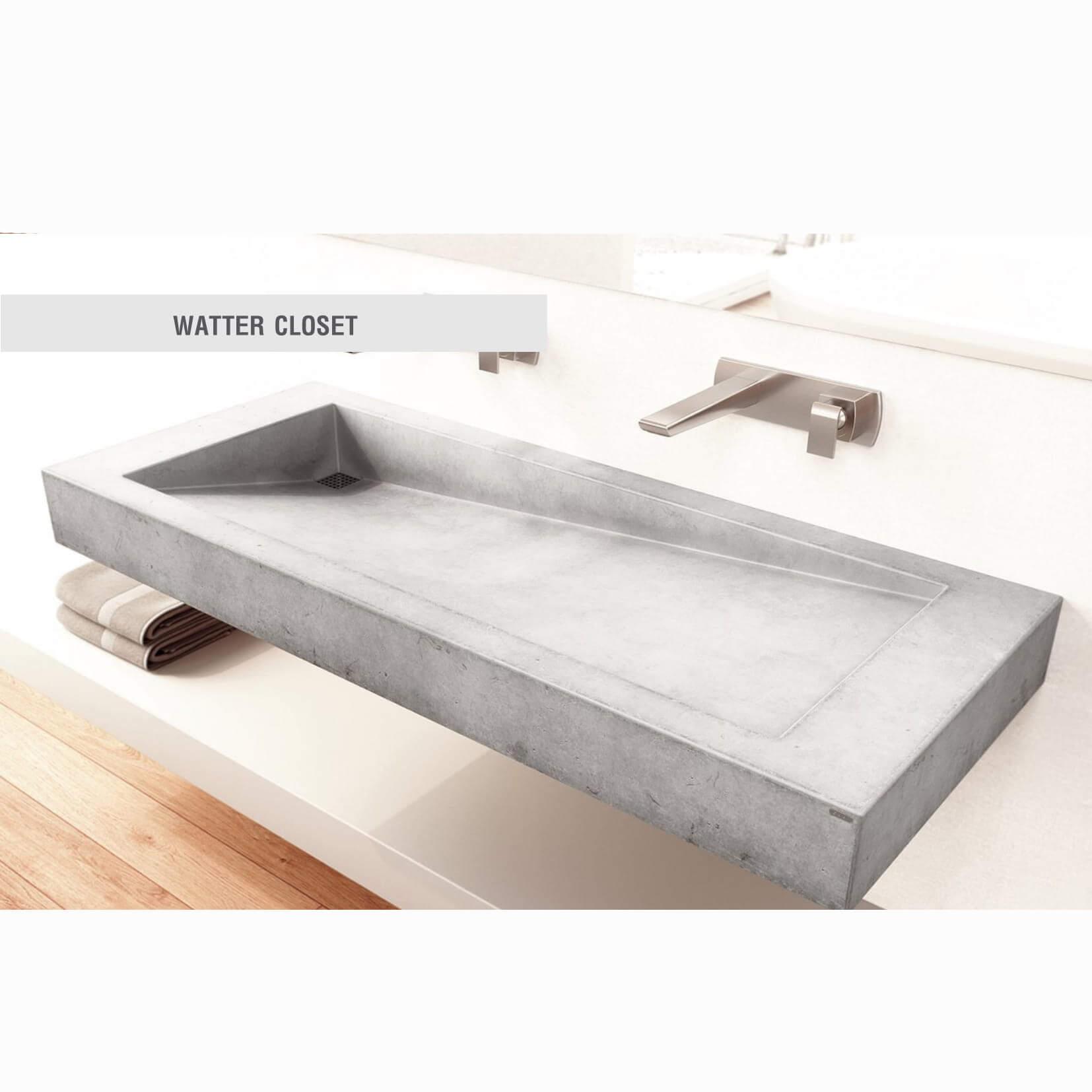 Lavabo beton LB014