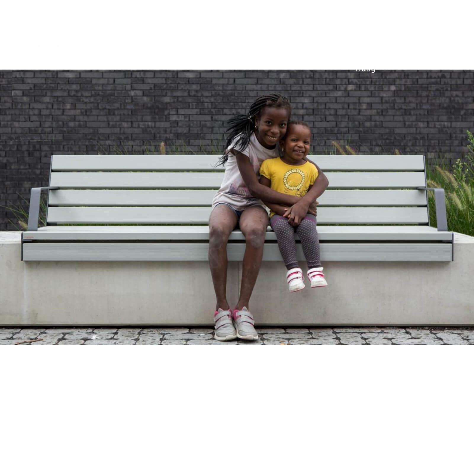 ghế xi măng beton N0030