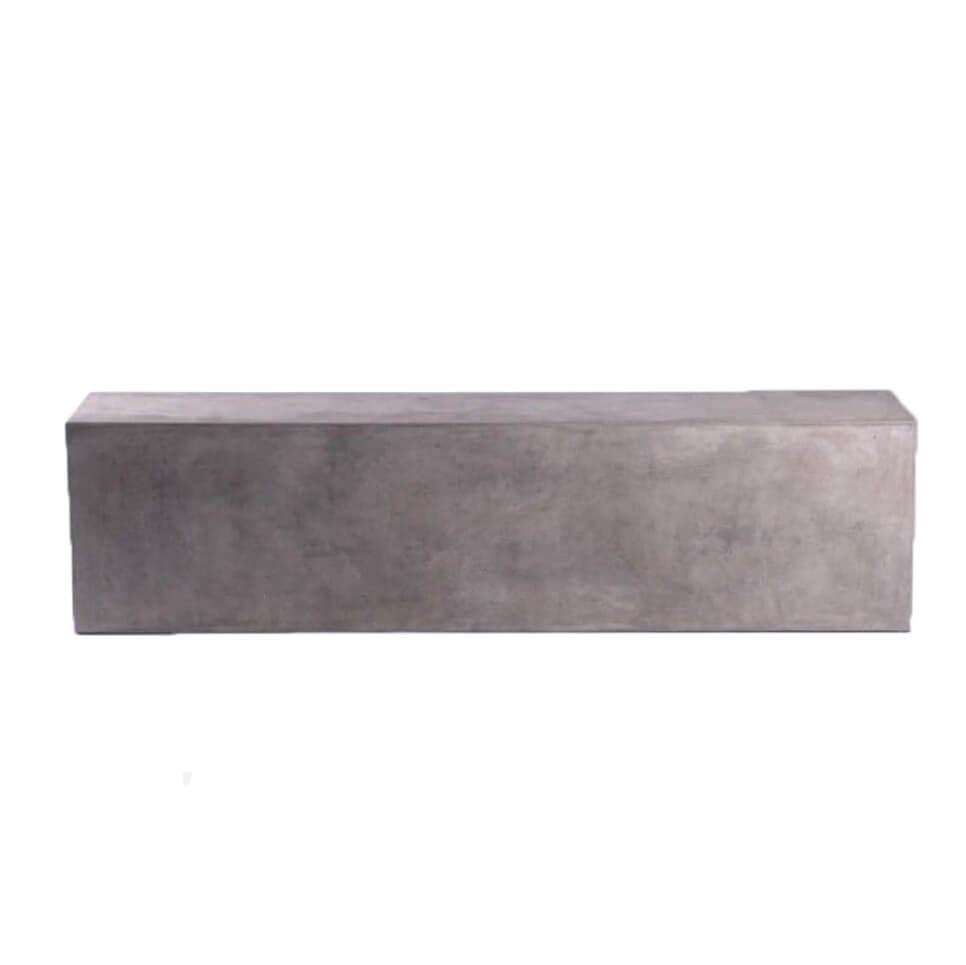 Băng ghế dài xi măng beton N0033