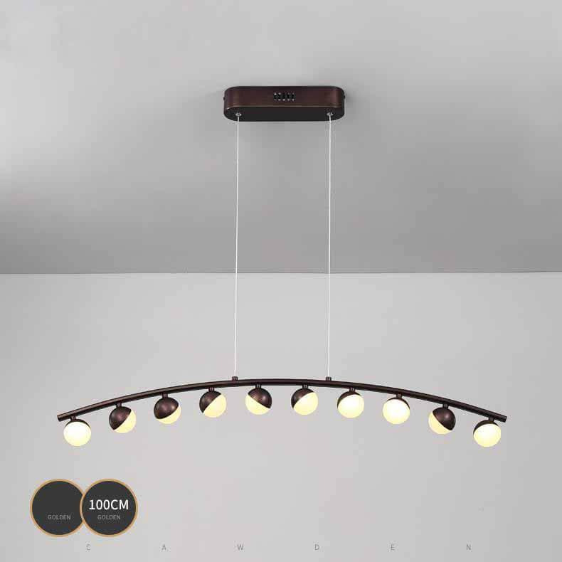 đèn thả trang trí TVN002