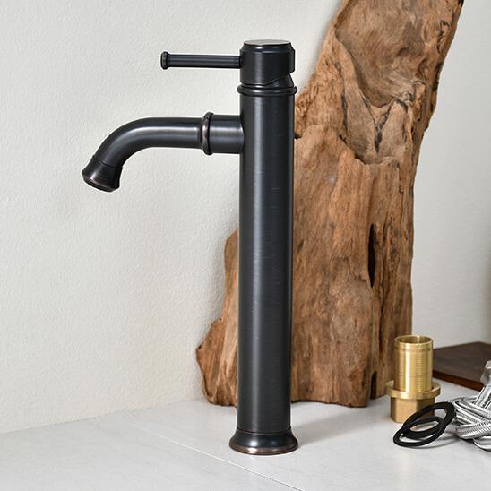 Vòi nước lavabo nóng lạnh, cổ điển GCA20B
