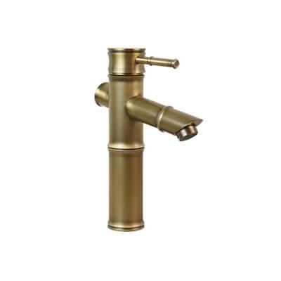 Vòi nước lavabo nóng lạnh, cổ điển GCV02