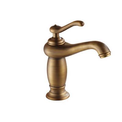 Vòi nước lavabo nóng lạnh, cổ điển GCV03