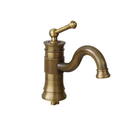 Vòi nước lavabo nóng lạnh, cổ điển GCV16