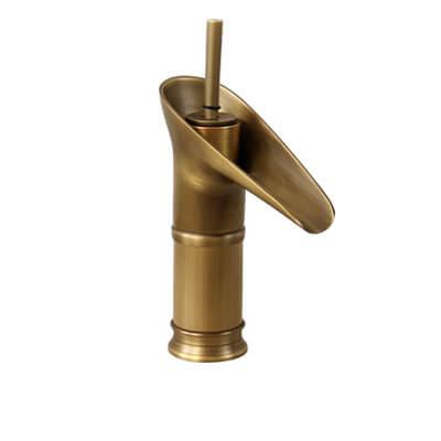 Vòi nước lavabo nóng lạnh, cổ điển GCV17