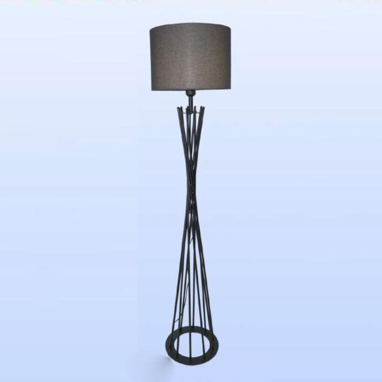 Đèn cây đứng sàn DC12D