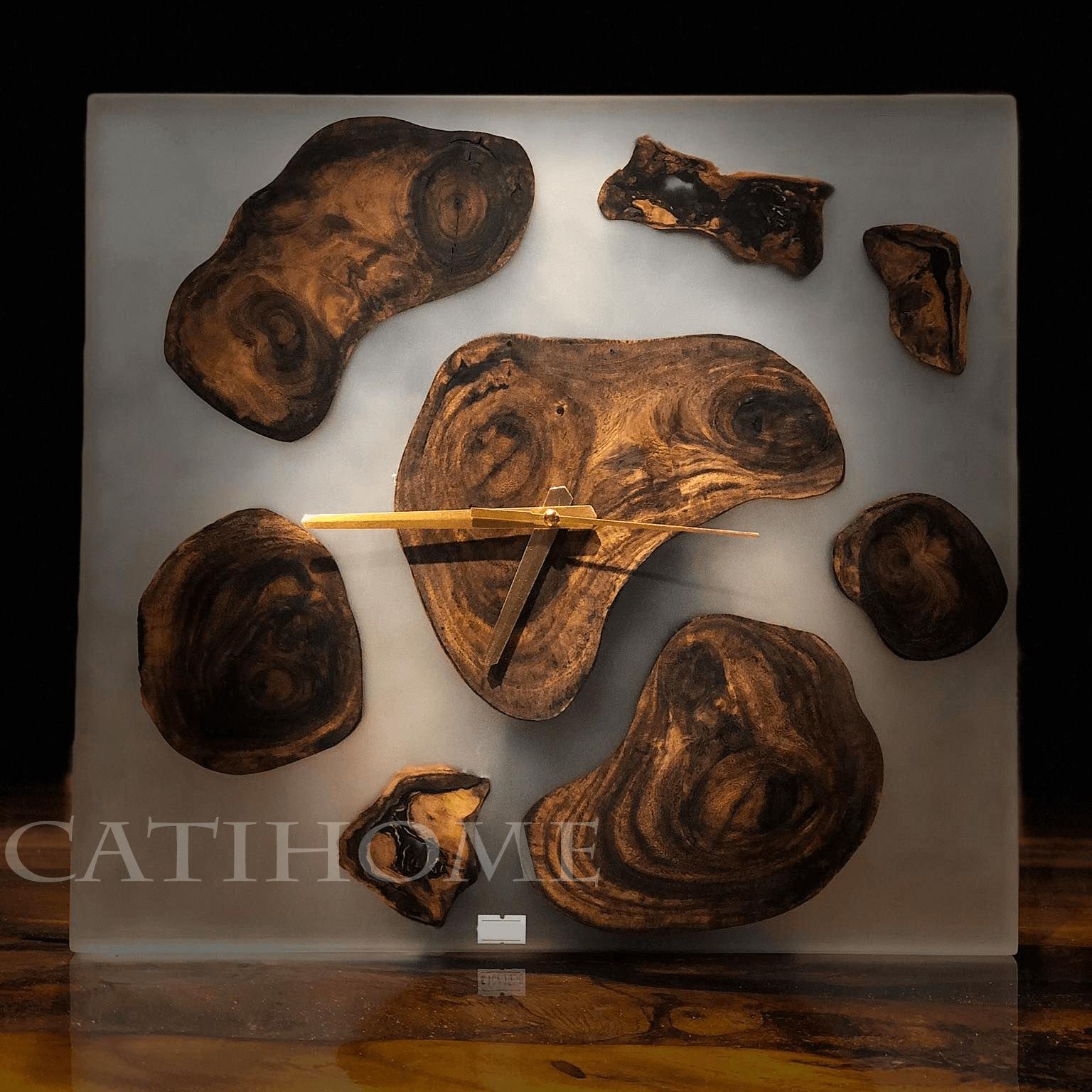 Đồng hồ resin epoxy DHE11