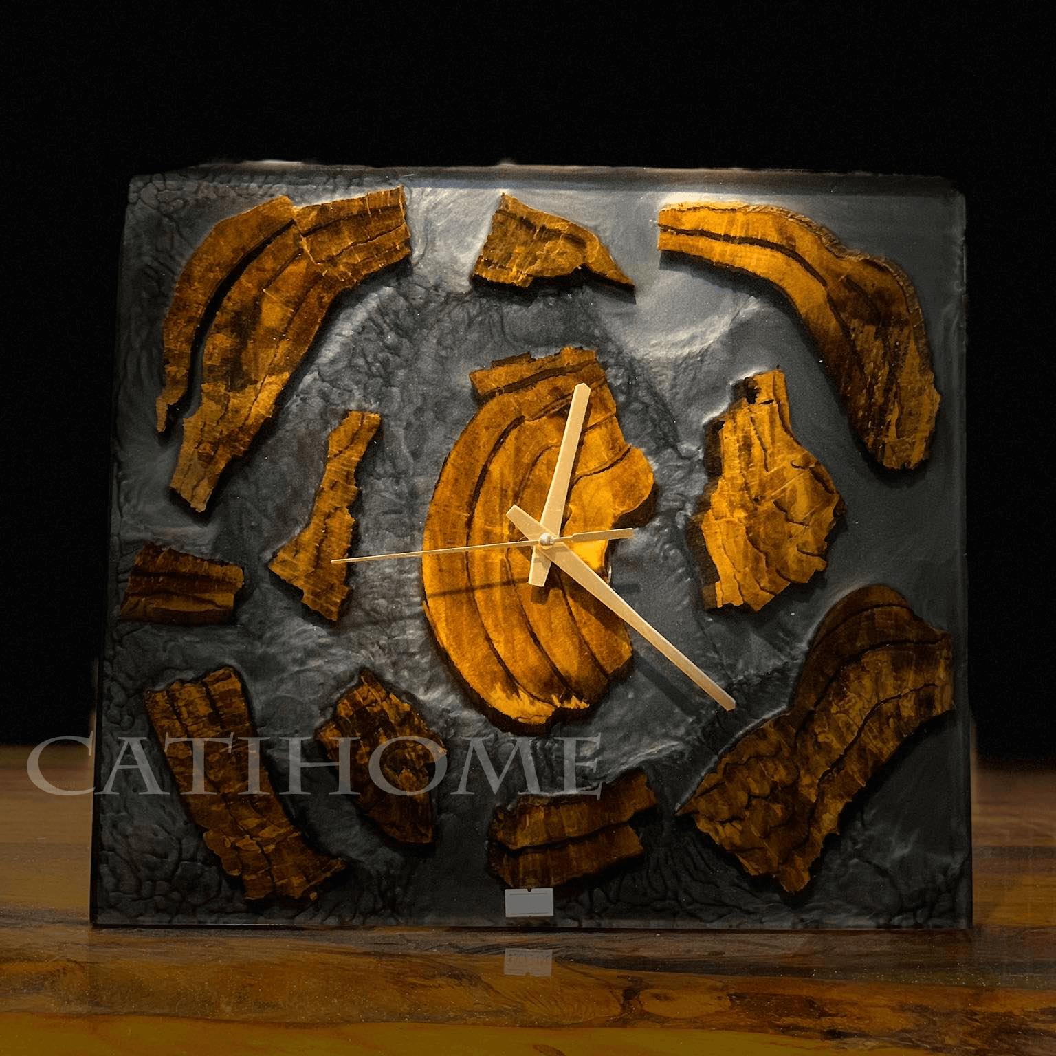 Đồng hồ epoxy resin DHE32