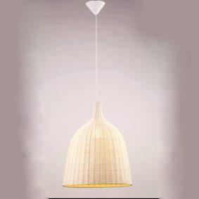 Đèn thả gỗ TVN050