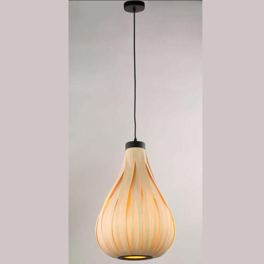 Đèn thả gỗ TVN071