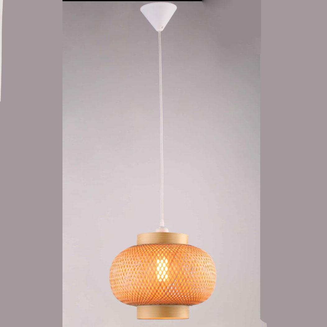 Đèn thả gỗ TVN072