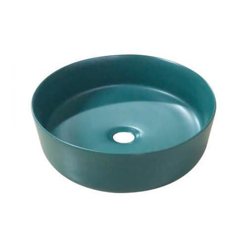 Chậu sứ màu xanh ngọc CSN01