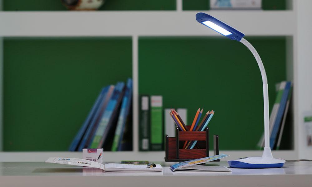 đèn học bao nhiêu w là đủ