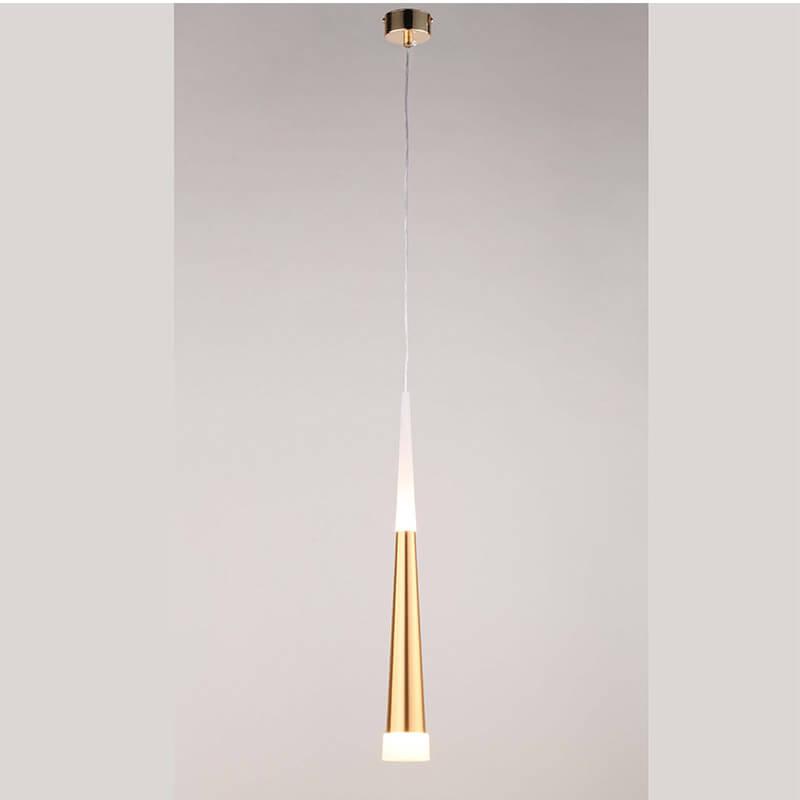 Đèn thả ống bơ TVN205